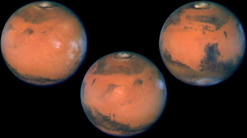 Mars als moestuin van de aarde