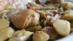 Roti Kip recept van Loraine