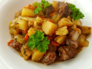 Zharkoye slowcooker recept