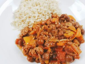 Chili con carne slowcooker recept - Met video
