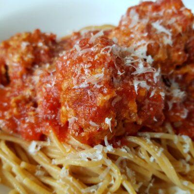 Gehaktballen slowcooker tomatensaus recept