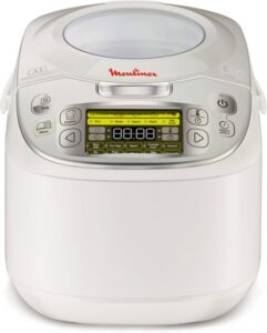 Moulinex Fuzzy Logic MK812101-Multicooker 45 in 1