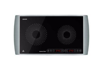 Sencor SCP5303GY inductie kookplaat review (vrijstaand/2z/1f)