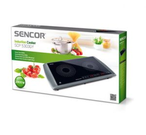Sencor SCP5303GY inductie kookplaat