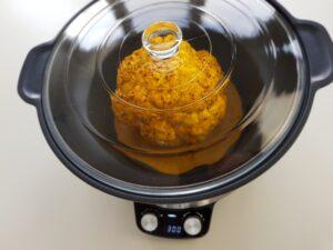 Slowcooker bloemkool recept - Hele bloemkool