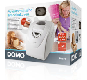 Domo B3970 Broodbakmachine