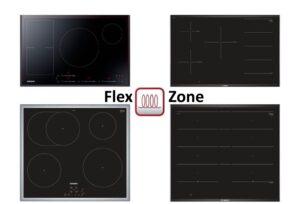 Inductie kookplaat Flex zone - Informatie en modellen
