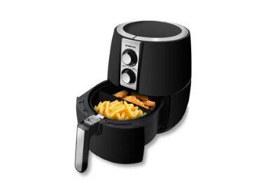 Inventum hetelucht friteuse GF252HL (800 gr.) review