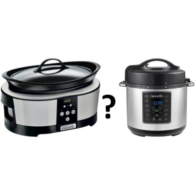 Multicooker of slowcooker?