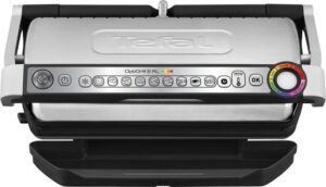 Contactgrill Tefal OptiGrill+ XL GC722D