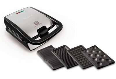 Contactgrill Tefal Snack Collection SW854D Multisnack review