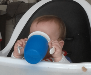 Drinkbeker baby Miracle 360 trainer - Review