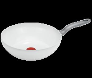 Tefal Ceramic Control White Induction koekenpan