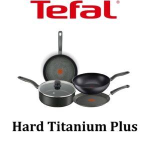 Tefal pannen Hard Titanium Plus - Overzicht