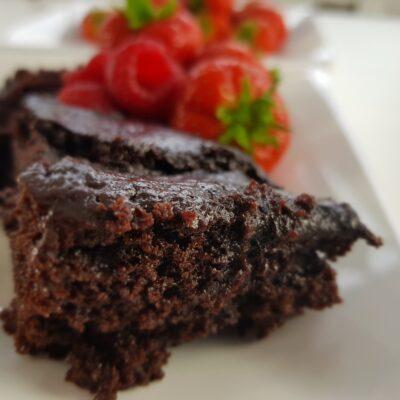 Brownies uit de slowcooker
