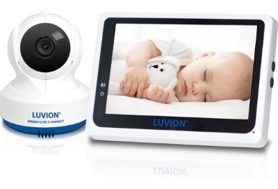 Luvion Grand Elite 3 Connect baby monitor – Review
