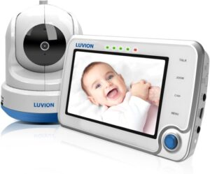 Luvion Supreme Connect baby monitor