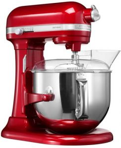 KitchenAid Artisan Mixer 5KSM7580X Bowl-Lift Keukenmachine
