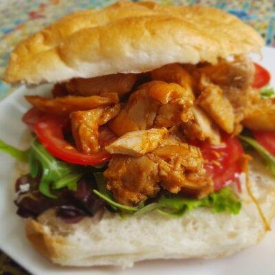 Multicooker recept – Pulled Chicken
