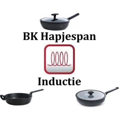 BK Hapjespan Inductie – Overzicht