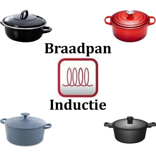 Braadpan inductie - Welke braadpan voor inductie?