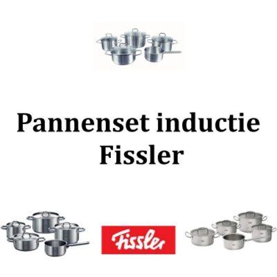 Pannenset inductie Fissler