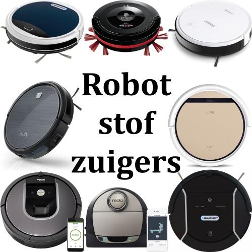 Robotstofzuigers - Informatie en Vergelijkingen