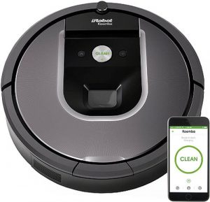 iRobot Roomba 960 Roboststofzuiger