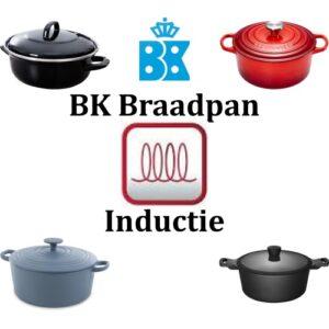 BK braadpan inductie