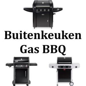 Buitenkeuken Gas BBQ
