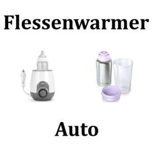 Flessenwarmer Auto