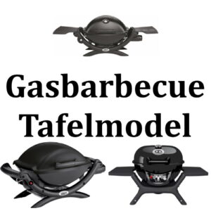 Gasbarbecue Tafelmodel