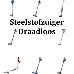 Steelstofzuiger Draadloos