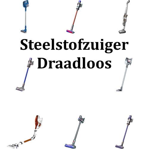 Steelstofzuiger Draadloos - Hoe, Wat, Welke?