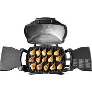 Gasbarbecue grilloppervlak