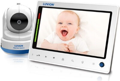 Luvion Prestige Touch 2 babymonitor – Review