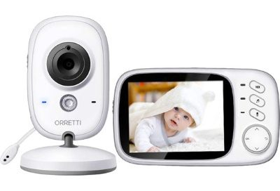 Orretti V8 Baby monitor – Review