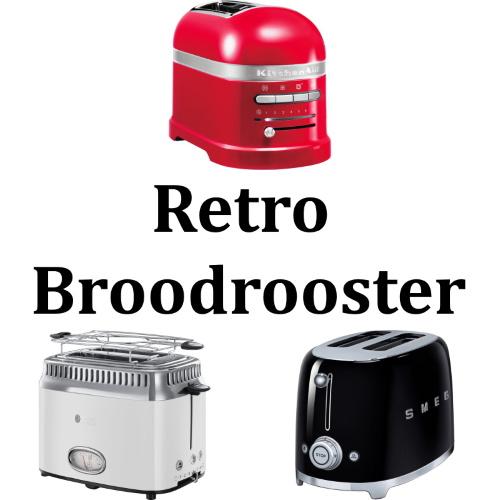 Retro Broodrooster - Modellen