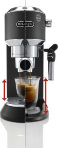 De'Longhi Dedica Style EC 685 Espressomachine
