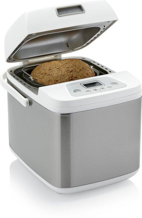 Kleine Broodbakmachines -Modellen bekeken