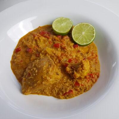 Koken met een verspakket – Curry Madras uit de slowcooker – Videorecept
