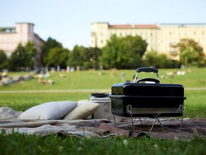 Weber Go-Anywhere Barbecue