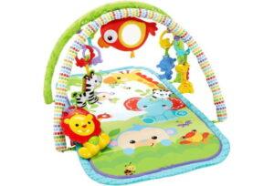 Fisher-Price 3-in-1 Muzikale Activity Gym Rainforest Friends Babygym