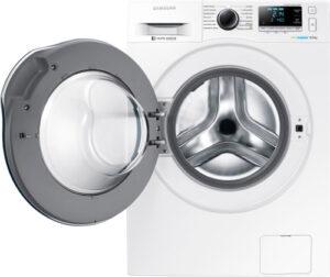 Samsung WW80J6400CW EcoBubble Wasmachine