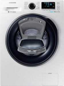 Samsung WW80K6604QW AddWash Wasmachine