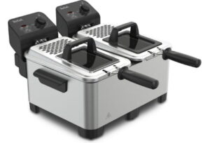 Tefal Double Pro FR3610 Frituurpan