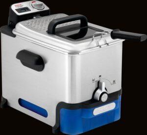 Tefal Oleoclean Pro Inox & Design FR8040 Frituurpan